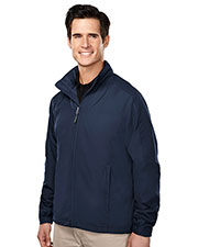 Tri-Mountain 6015 Men Helios Long-Sleeve Jacket With Water Resistent at GotApparel