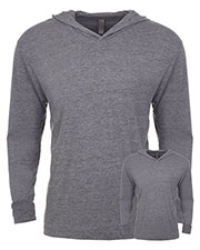 Next Level 6021 Unisex Tri-Blend Long-Sleeve Hoodie 2-Pack at GotApparel