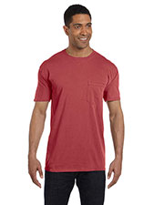 Comfort Colors 6030CC Men 6.1 oz. Garment-Dyed Pocket T-Shirt at GotApparel