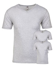 Next Level 6040 Men Tri-Blend V-Neck 3-Pack at GotApparel