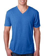 Next Level 6040 Men Triblend V-Neck at GotApparel