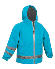 Charles River Apparel 6099 Toddlers New Englander Rain Jacket at GotApparel