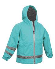 Charles River Apparel 6099 Toddlers New Englander Rain Jacket at GotApparel