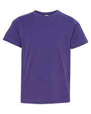 LAT 6101  Youth Fine Jersey T-Shirt at GotApparel