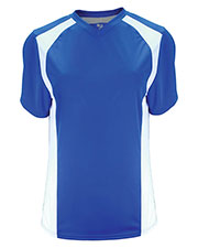 Badger 6171  B-Core Ladies Triple Play Contrast Panel Athletic Jersey at GotApparel