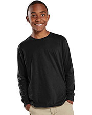 LAT 6201 Youth Fine Jersey Long Sleeve T-Shirt at GotApparel