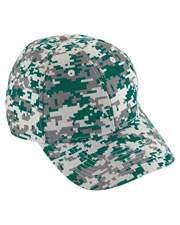 Augusta 6209 Unisex Digi Camo Cotton Twill Cap at GotApparel