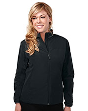 Tri-Mountain 6220 Women Chelsea Long Sleeve Jacket With Water Proof at GotApparel
