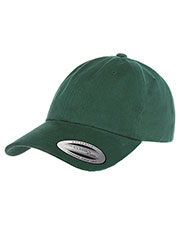 Yupoong 6245CM Men Low-Profile Cotton Twill Dad Cap at GotApparel