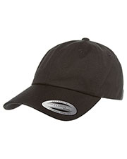 Yupoong 6245cm  Low-Profile Cotton Twill Dad Cap at GotApparel