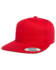 Yupoong 6308VW Pro-Style Cotton Twill Snapback at GotApparel