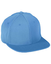 Augusta 6314 Men Flex Fit Flat Bill Cap at GotApparel