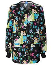 Tooniforms 6350C Women Snap Front Warm-Up Jacket at GotApparel