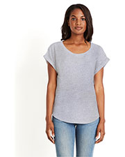 Next Level 6360   ' Dolman With Rolled sleeves at GotApparel