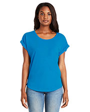 Next Level 6360 Women Dolman with Rolled Sleeves at GotApparel