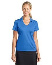 Nike 637165 Ladies 4.4 oz Dri-FIT Vertical Mesh Polo at GotApparel