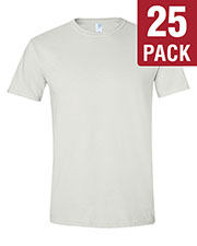 Gildan G640 Men Softstyle 4.5 Oz. T-Shirt 25-Pack at GotApparel