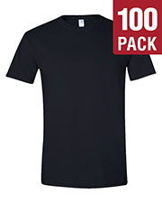 Gildan G640 Men Softstyle 4.5 Oz. T-Shirt 100-Pack at GotApparel