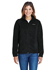 Columbia 6439 Women Ladies' Benton Springs™ Full-Zip Fleece at GotApparel