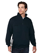 Tri-Mountain 647 Men Alarm Pullover Sweatshirt at GotApparel
