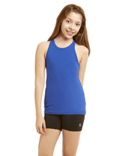 Soffe 6509G Girls Core Tank at GotApparel