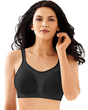 Bali 6569 Women Active Extra Coverage Foam Wirefree Bra at GotApparel