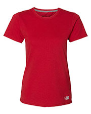 Russell Athletic 64sttx  Wos Essential 60/40 Performance Tee at GotApparel
