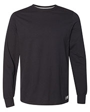 Russell Athletic 64lttm  Essential Long Sleeve 60/40 Performance Tee at GotApparel