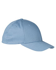 Yupoong 6590 Unisex Organic Brushed Twill Low-Profile Cap at GotApparel