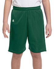 Russell Athletic 659AFB Boys Nylon Tricot Mesh Short at GotApparel