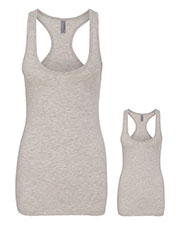 Next Level 6633 Women The Jersey Racerback Tank 2-Pack at GotApparel