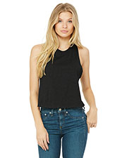 Bella + Canvas 6682   ' Racerback Cropped Tank at GotApparel