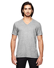Anvil 6752 Unisex Tri-Blend V-Neck T-Shirt at GotApparel