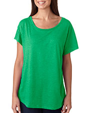 Next Level 6760 Women The Tri blend Dolman at GotApparel