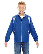 North End 68011 Boys Endurance Lightweight Colorblock Jacket at GotApparel