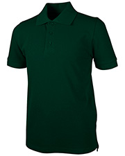 Real School Uniforms 68114 Unisex S/S Piuqe Polo   at GotApparel