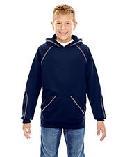 North End 68164 Boys Pivot Performance Fleece Hoodie at GotApparel