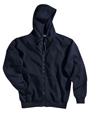 Tri-Mountain 690 Men Prospect Sueded Finish Hooded Sweatshirt at GotApparel