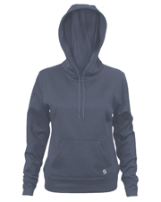 Soffe 6958V  Jrs Tech Fleece Hood at GotApparel