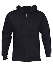 Zuni Sportswear 7002 Women Premium Zipper Hoodie at GotApparel