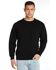 Zuni Sportswear 7003 Men Premium Crewneck Sweatshirt at GotApparel