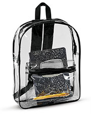 Liberty Bags 7010 Clear Backpack at GotApparel