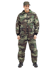 Rothco 7015 Men Insulated Coveralls at GotApparel