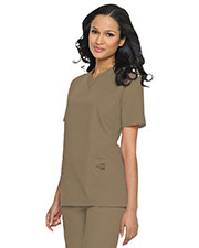 Landau 70221 Women V-Neck Tunic at GotApparel