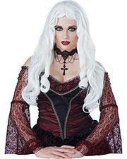 California Costumes 70814 Unisex Gothique En Blanc Wig at GotApparel