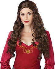 California Costumes 70843 Unisex Lady Guinevere Wig at GotApparel