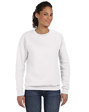 Anvil 71000L Women Crewneck Fleece at GotApparel