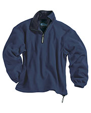 Tri-Mountain 7100 Men Escape Micro Fleece 1/4-Zip Pullover at GotApparel