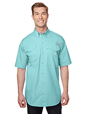 Columbia 7130 Men Bonehead™ Short-Sleeve Shirt at GotApparel