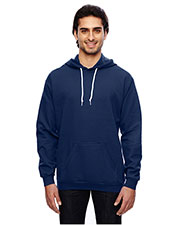 Anvil 71500 Adult Men Fleece Pullover Hood at GotApparel